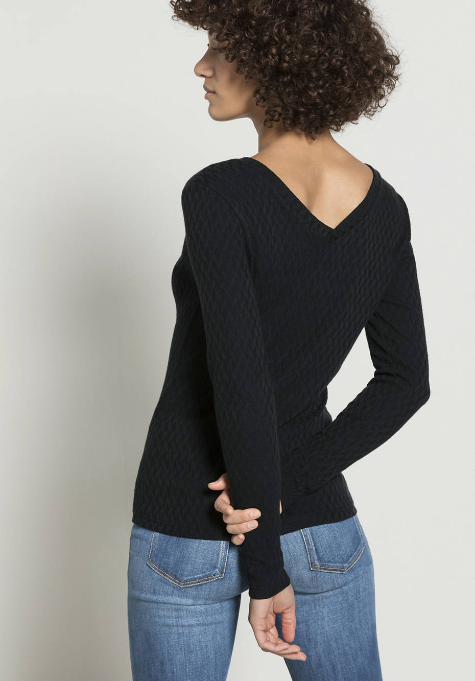 Shirt aus Bio-Baumwolle