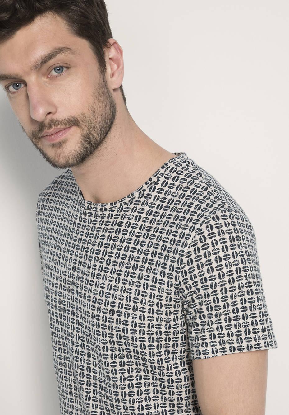 Shirt aus Hanf mit Bio-Baumwolle