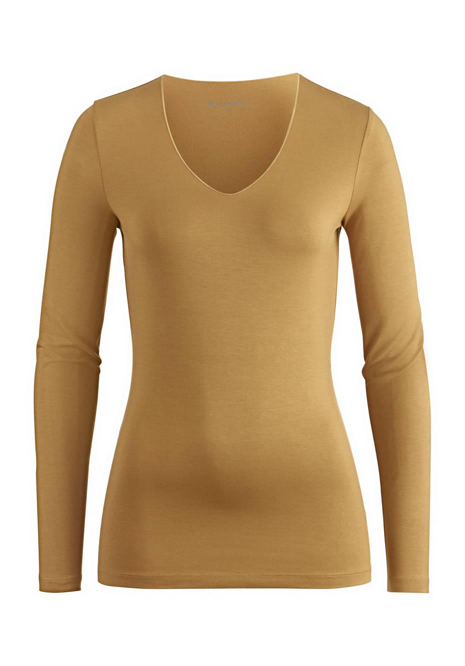 Shirt aus Modal