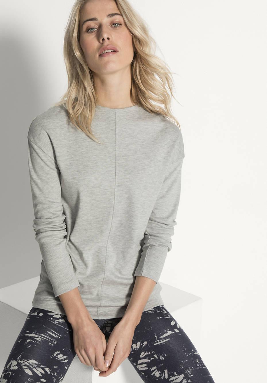 Shirt aus Modal und Baumwolle from Hessnatur