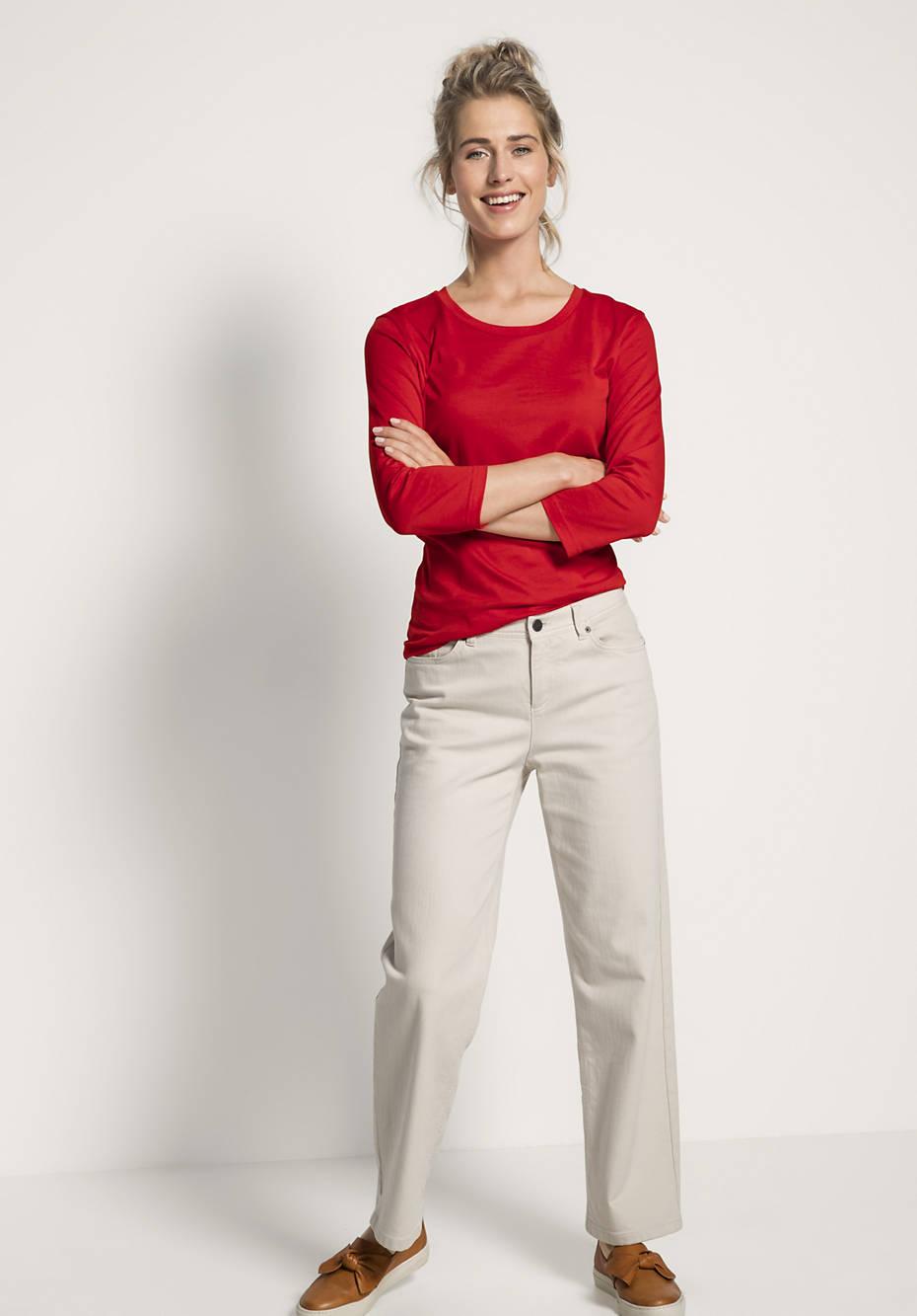 Shirt aus reiner Bio-Baumwolle from Hessnatur