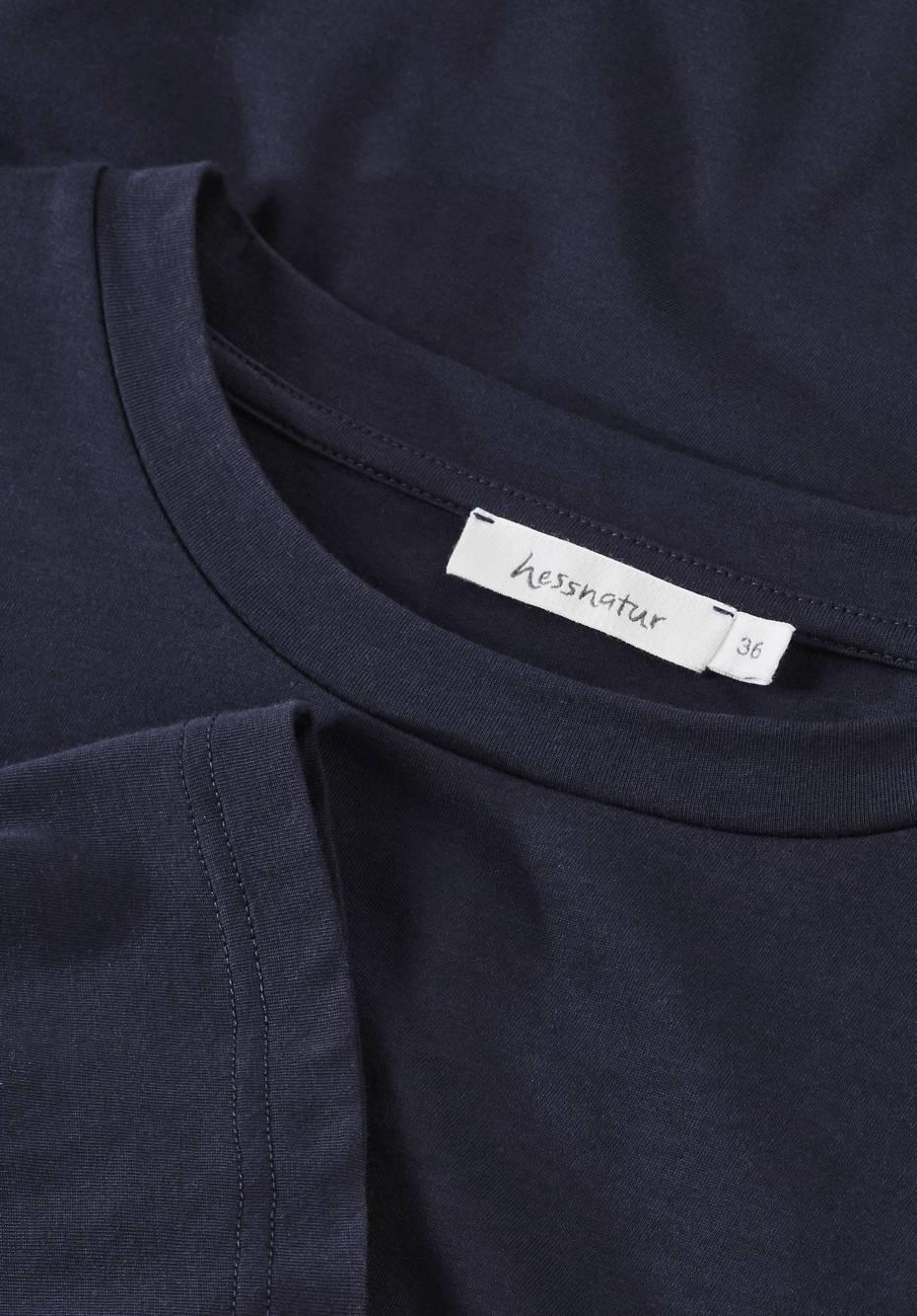 Shirt aus reiner Pima-Bio-Baumwolle