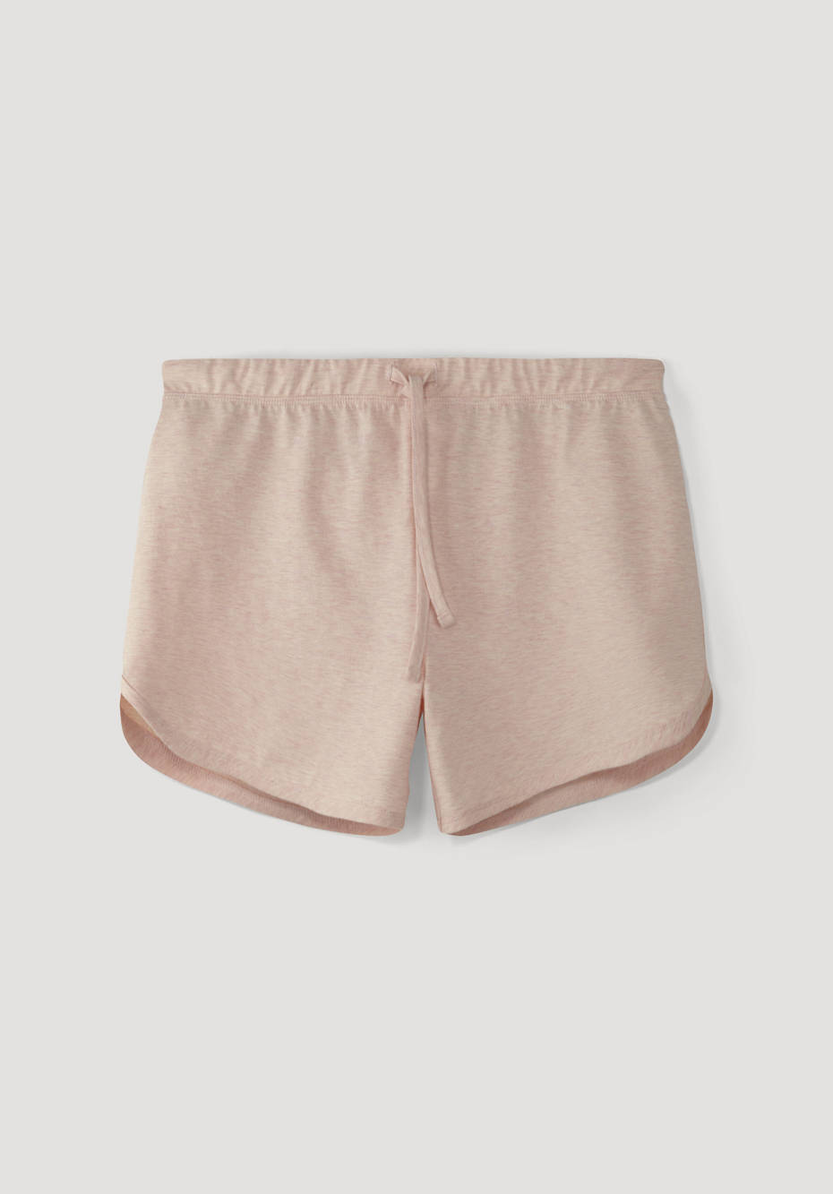Sleep shorts made from pure organic cotton
