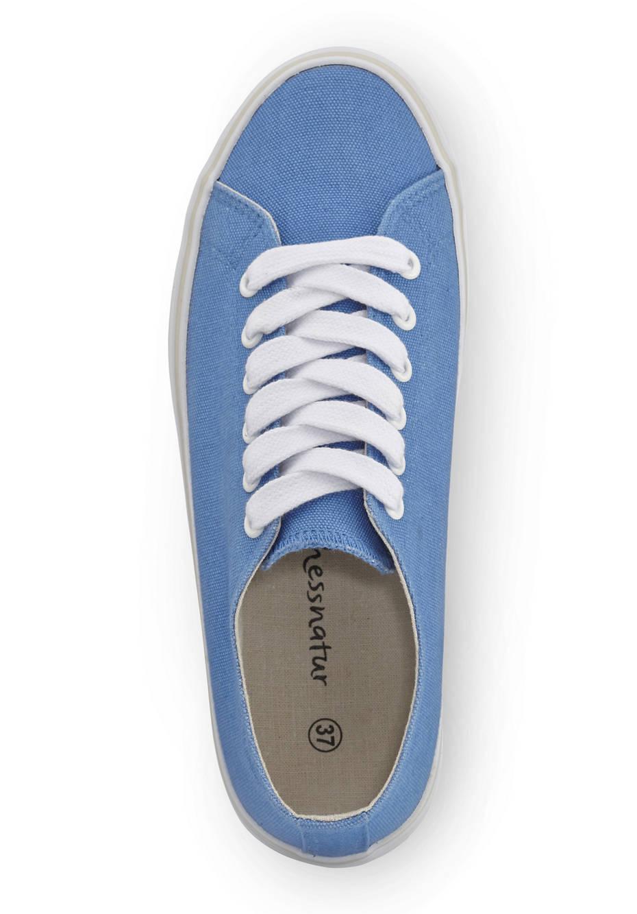 Sneaker aus Hanf