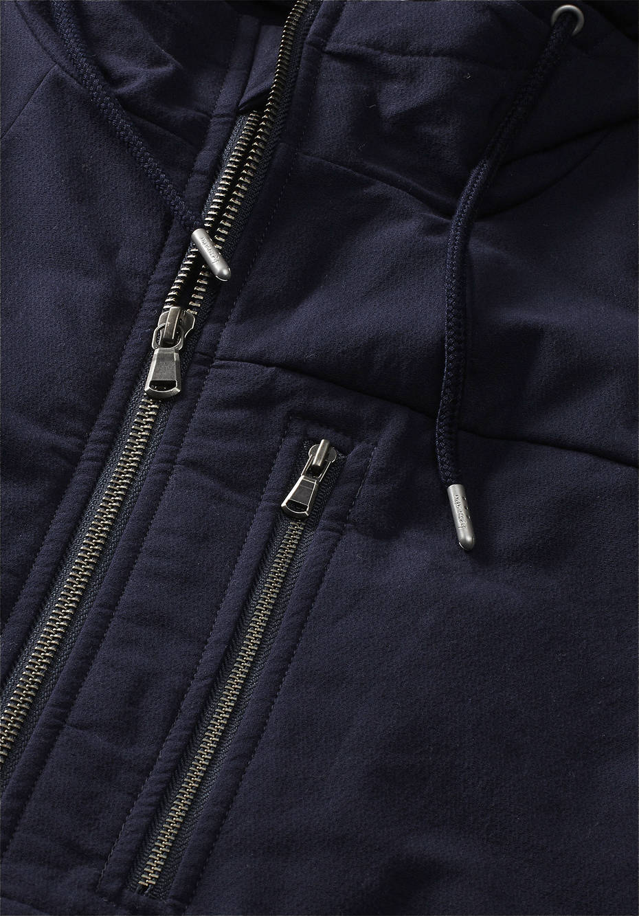 Softshell Fieldjacket aus Bio-Baumwolle