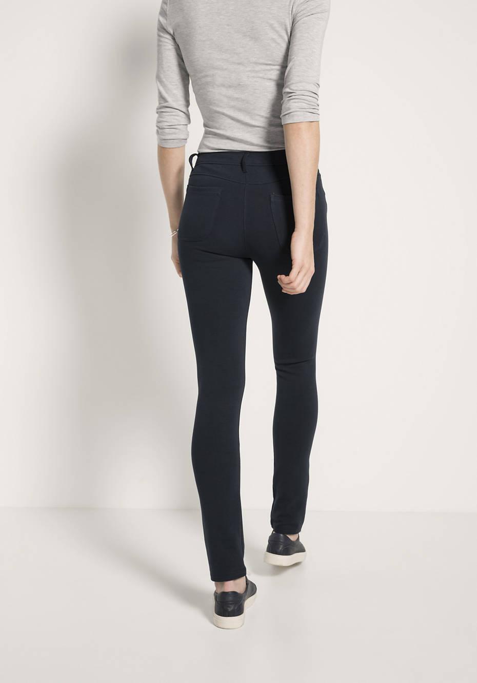 Stretch-Hose aus Bio-Baumwolle