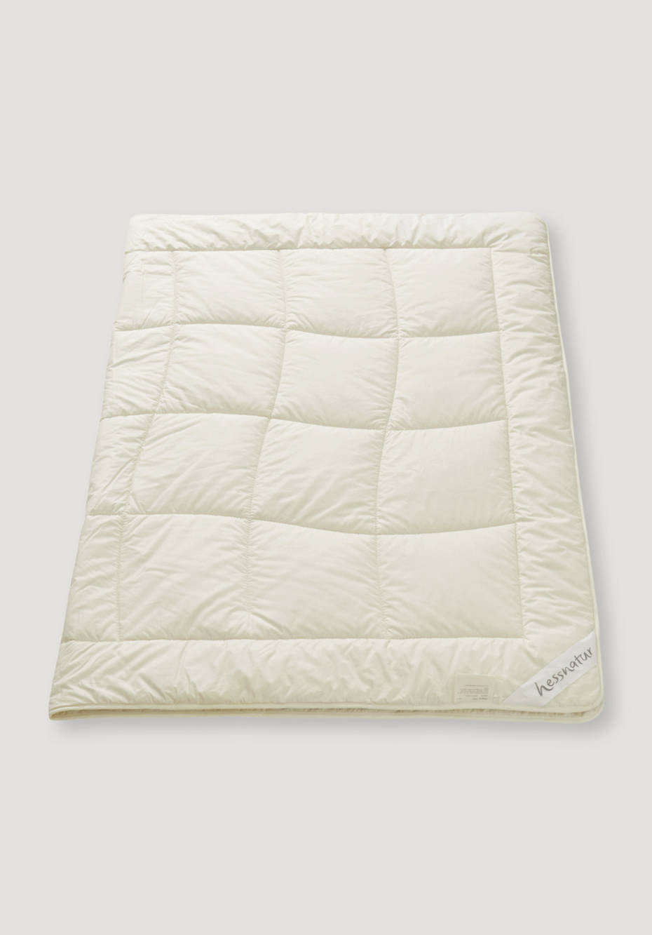 Summer blanket made from pure organic cotton