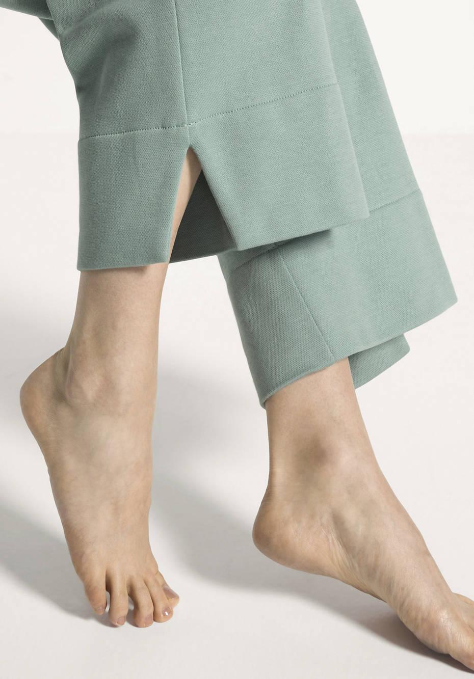 Sweat-Hose aus reiner Bio-Baumwolle