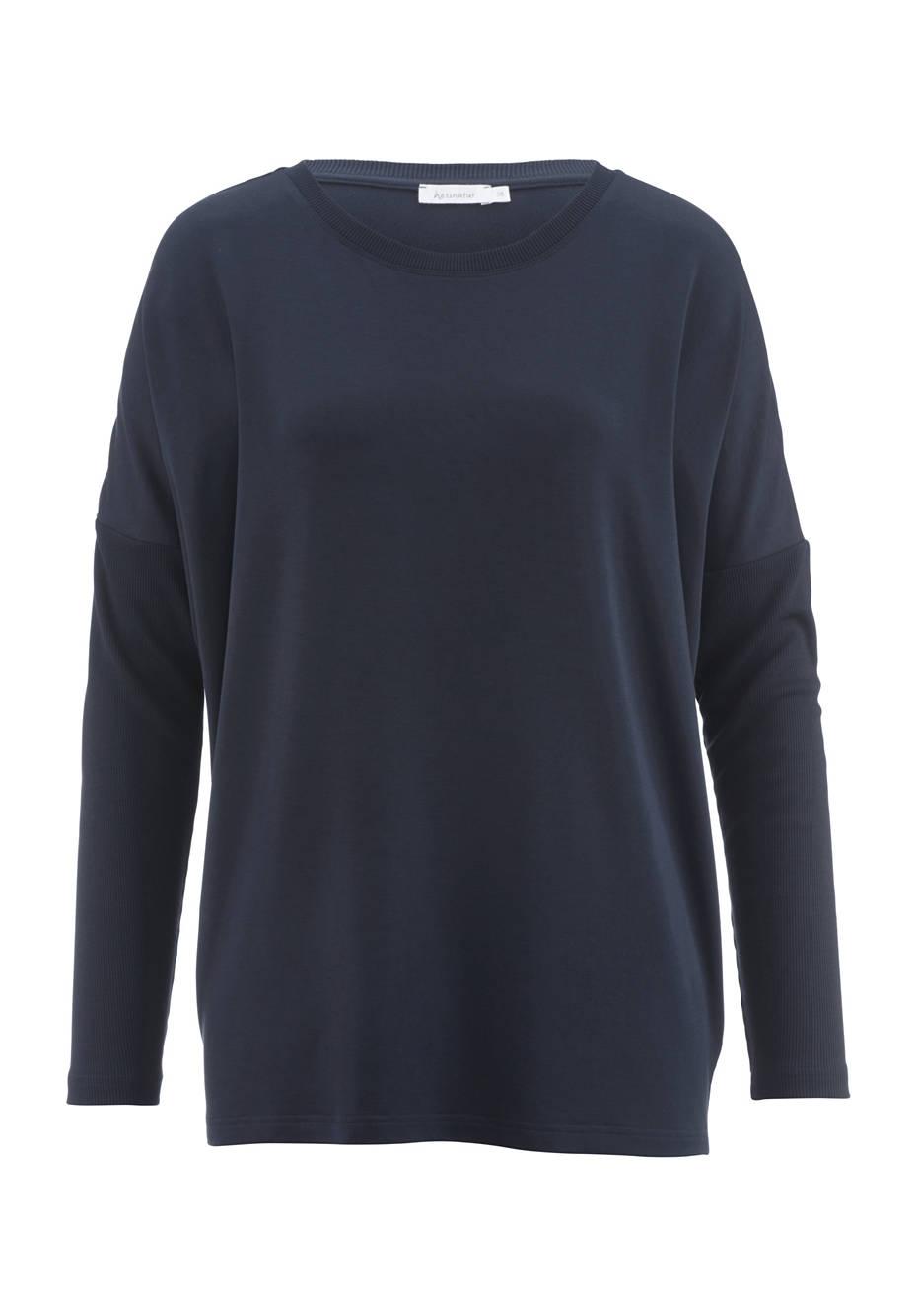 Sweatshirt aus Modal
