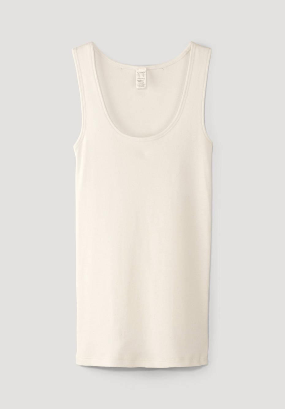 Tank shirt ModernNATURE made of pure organic cotton
