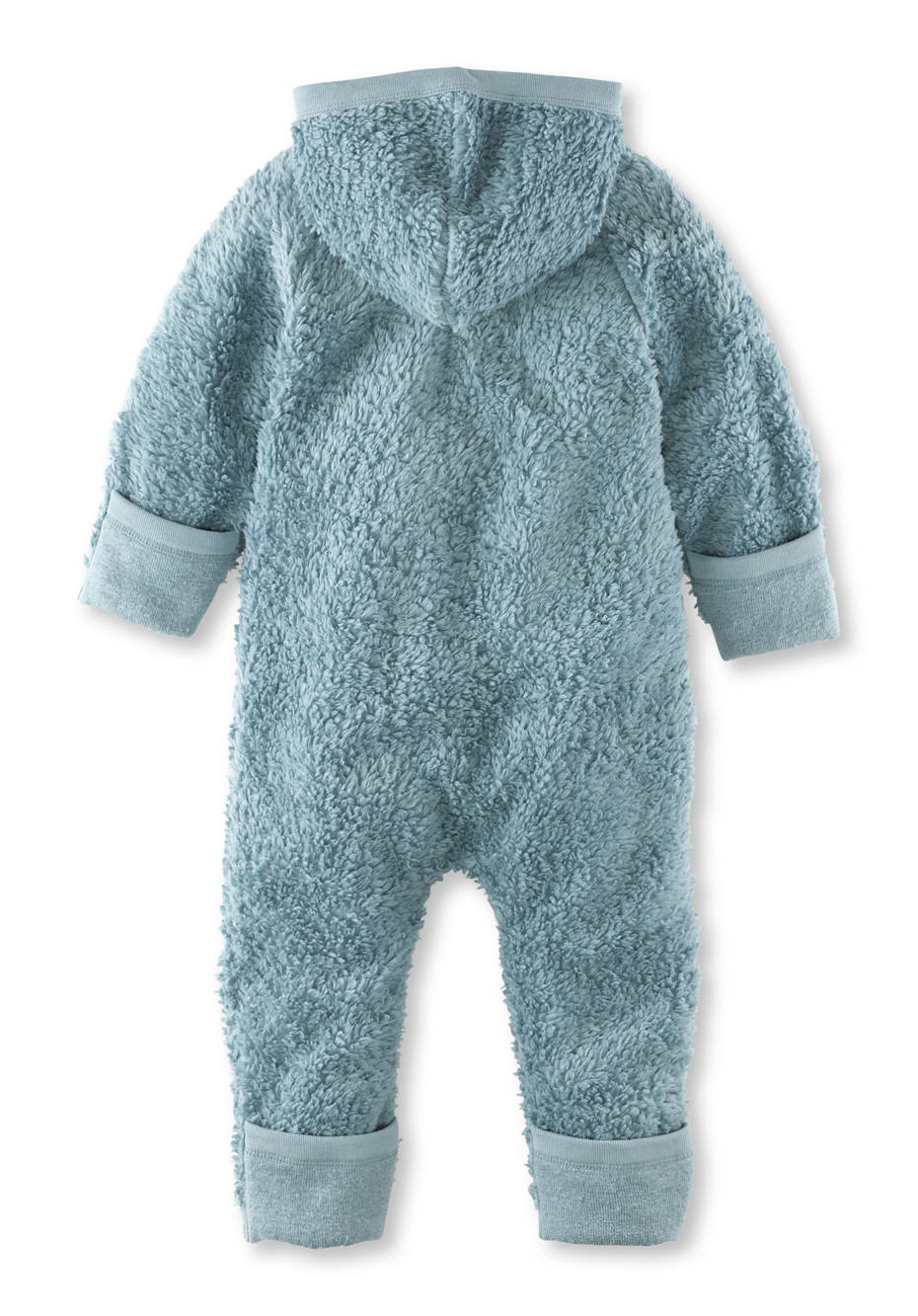 Teddy-Overall aus reiner Bio-Baumwolle