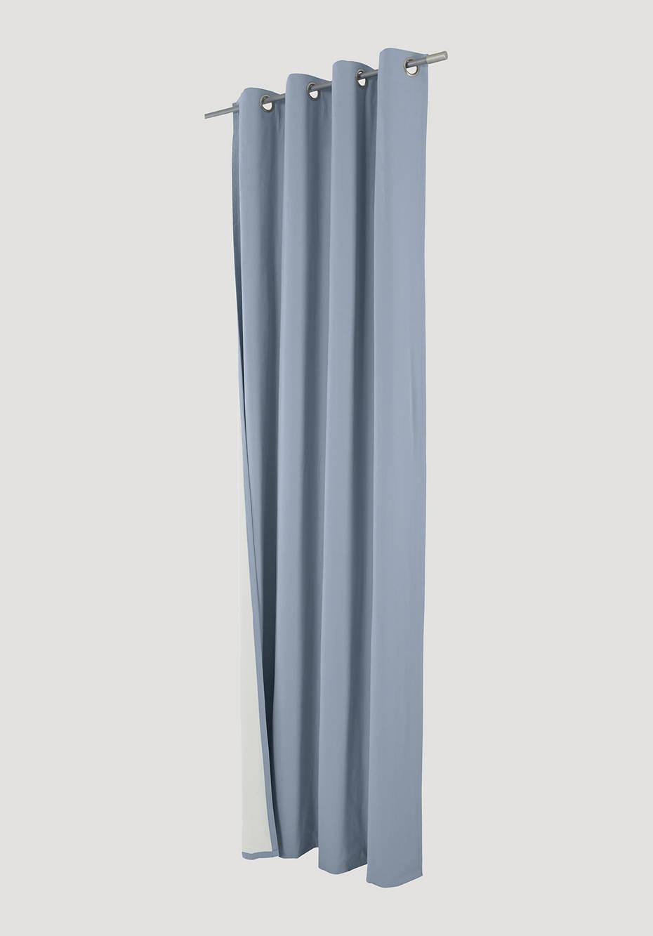 thermo vorhang neveres mit sen aus reiner bio baumwolle hessnatur schweiz. Black Bedroom Furniture Sets. Home Design Ideas