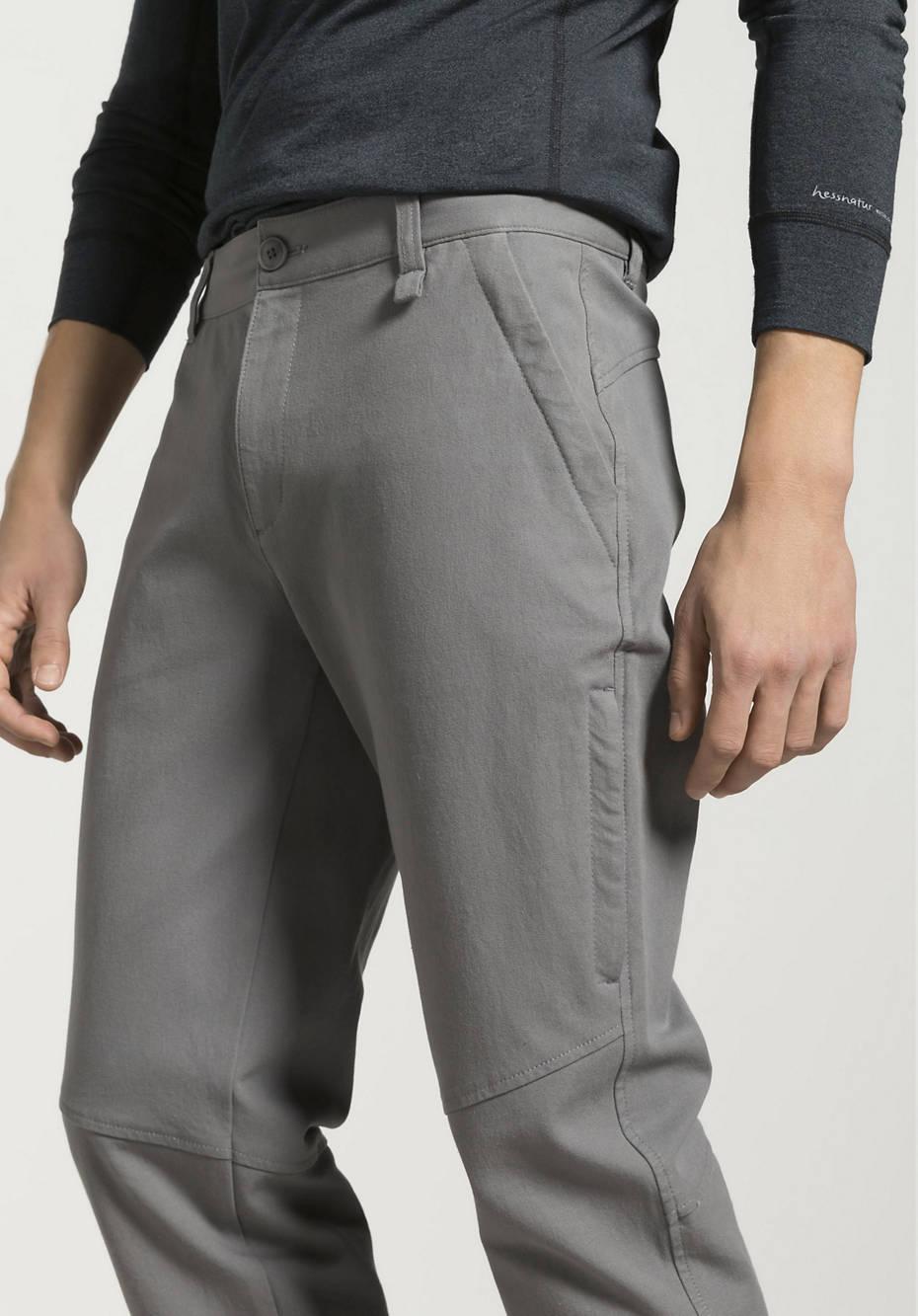 Trekking-Hose aus Bio-Baumwolle