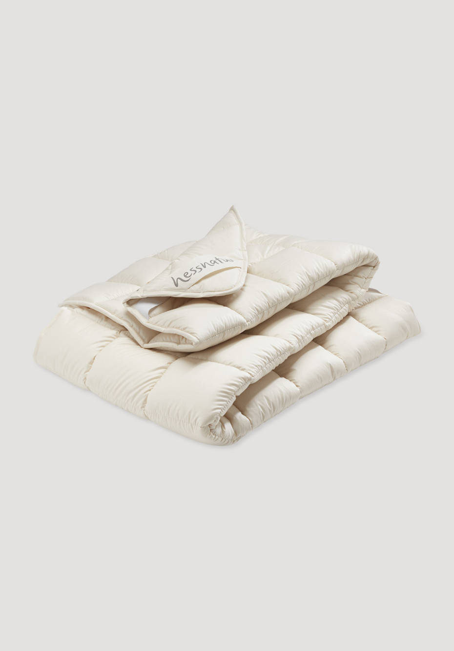 Underbed with pure organic new wool