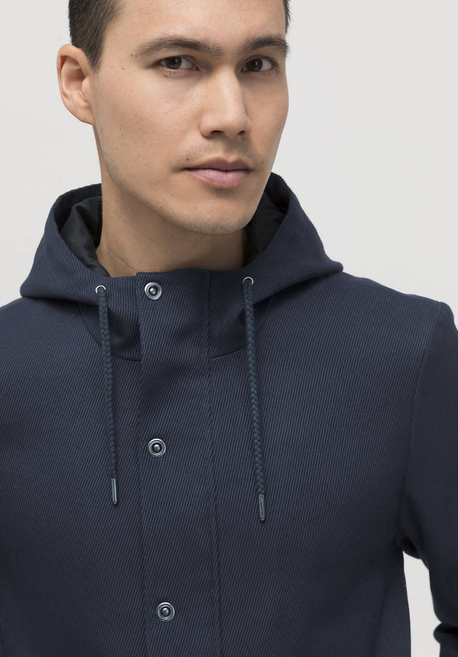 Windbreaker Nature Shell made from pure organic cotton