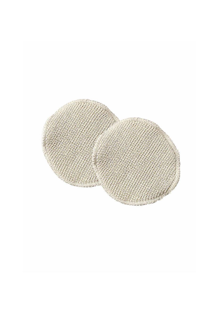 Woll-Seiden-Stilleinlagen, 3-lagig