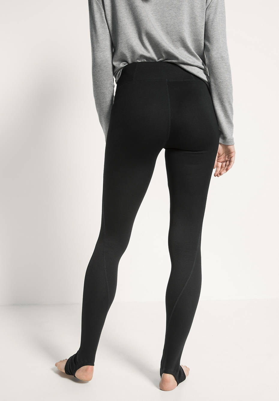 Yoga-Leggings aus Modal