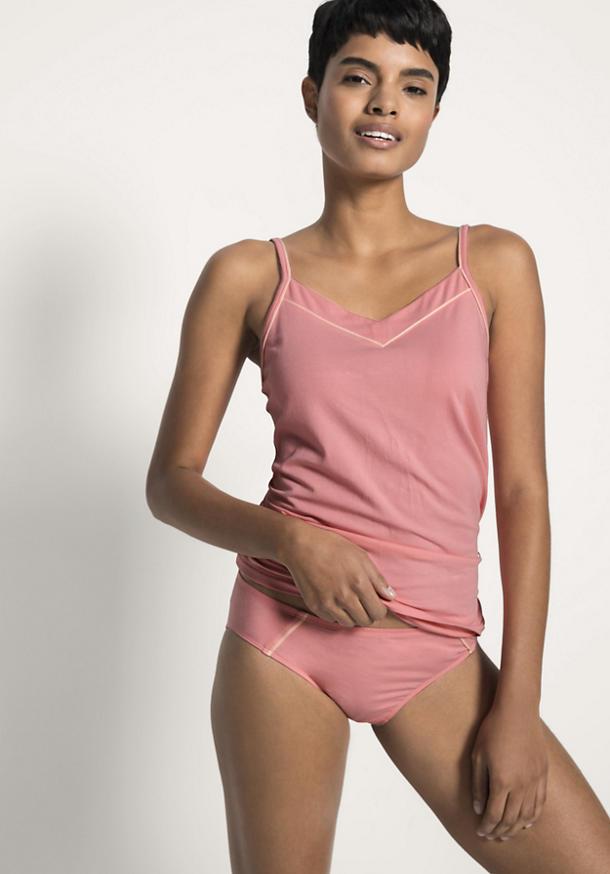 Damen Mini-Slip aus Bio-Baumwolle und Modal