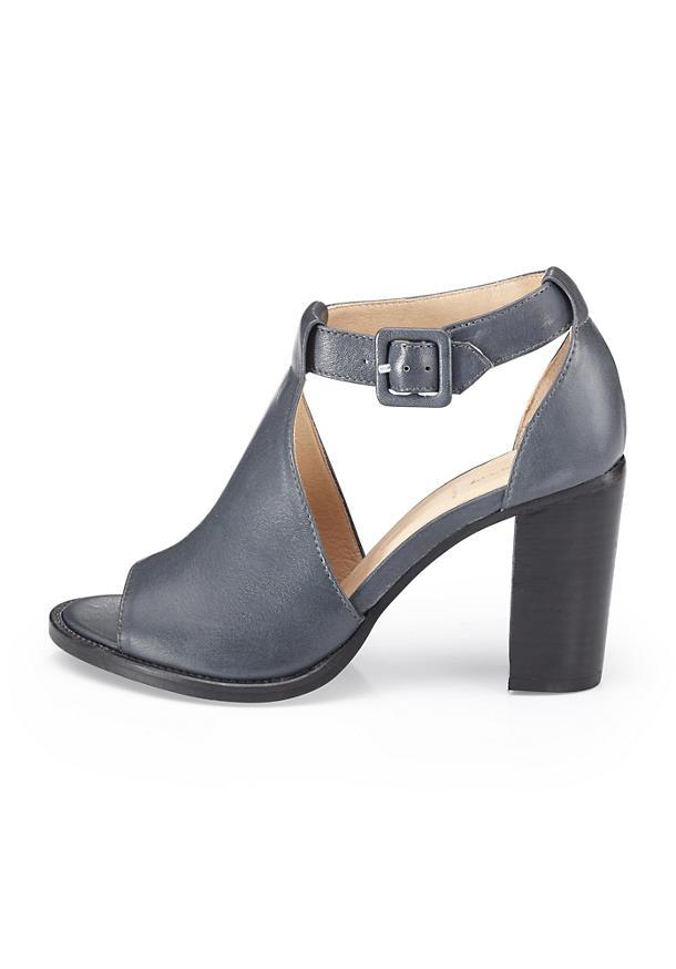 Damen Sandalette aus Leder hessnatur Deutschland