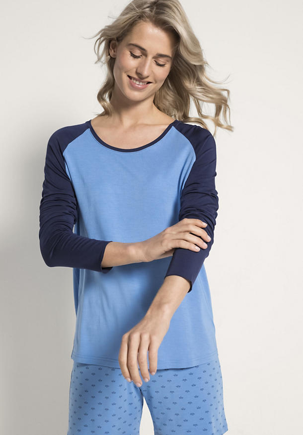 Damen Shirt aus Modal