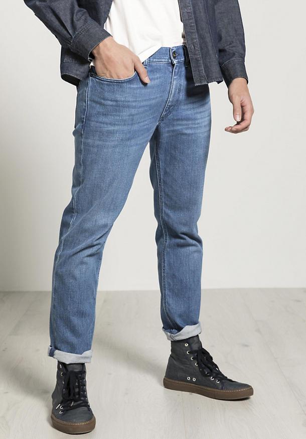 Jasper slim fit jeans made of organic denim