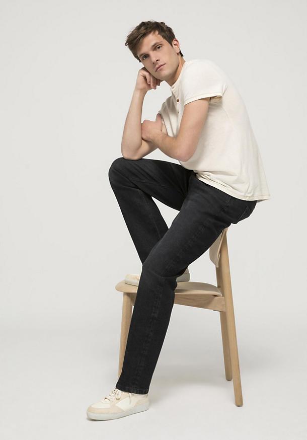 Jeans Ben betterecycling Straight Fit aus Bio-Denim