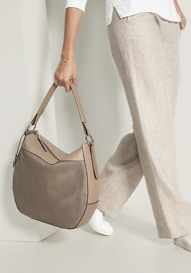 Leder-Tasche