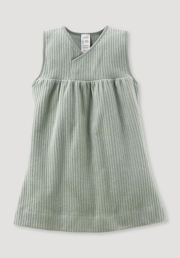 Nicki-Kleid aus reiner Bio-Baumwolle