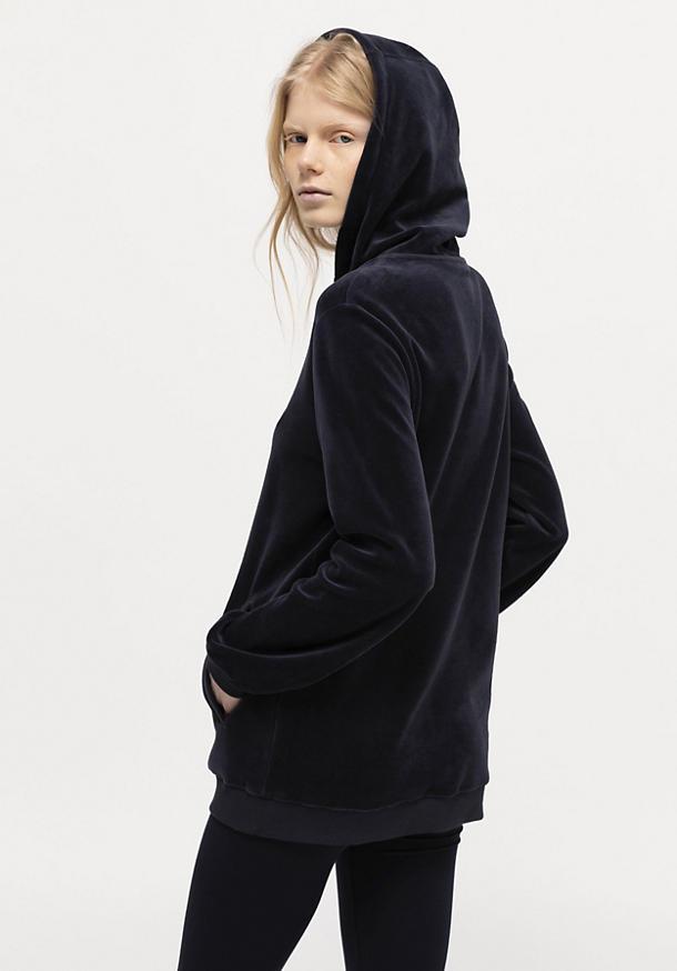 Nicki hoodie made of pure organic cotton