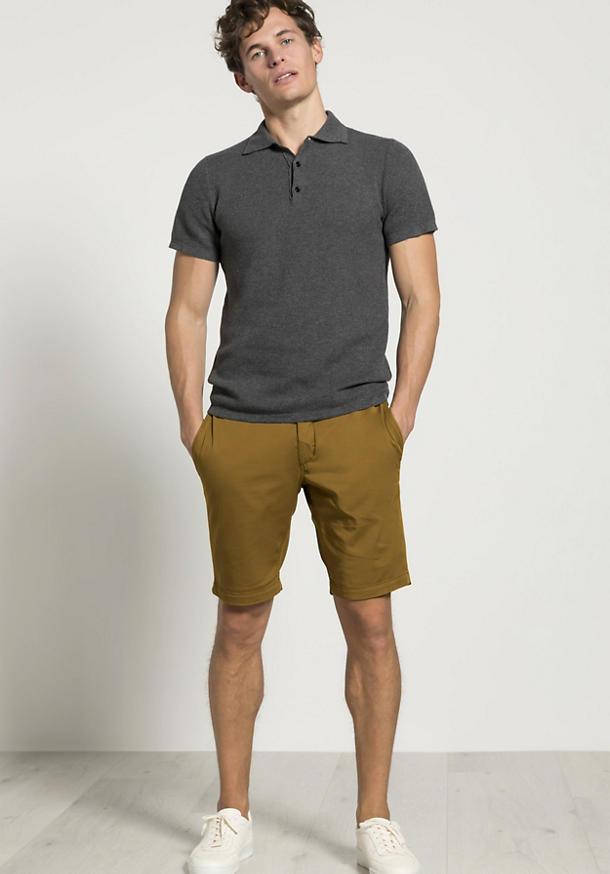 Organic cotton shorts