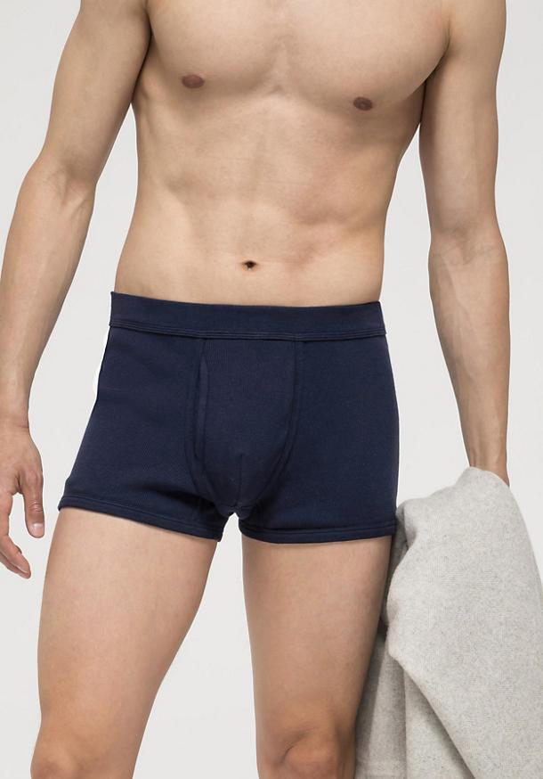 Pants made of organic cotton