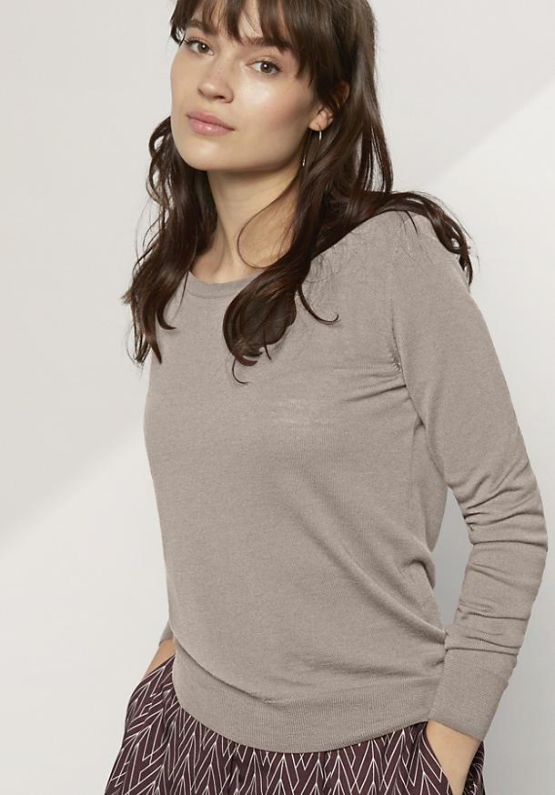 Pullover aus Royal Alpaca