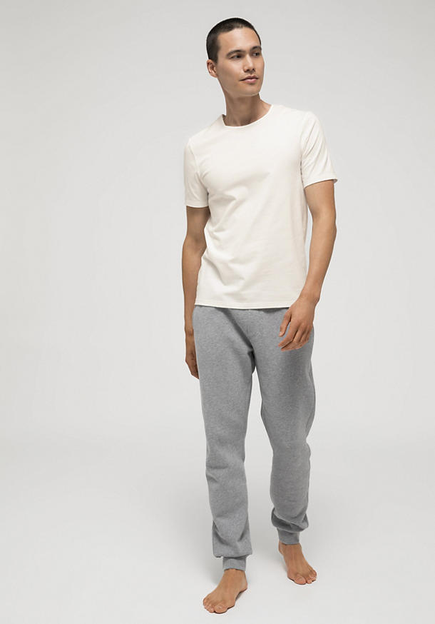 PureLUX t-shirt in a set of 2 made of organic cotton