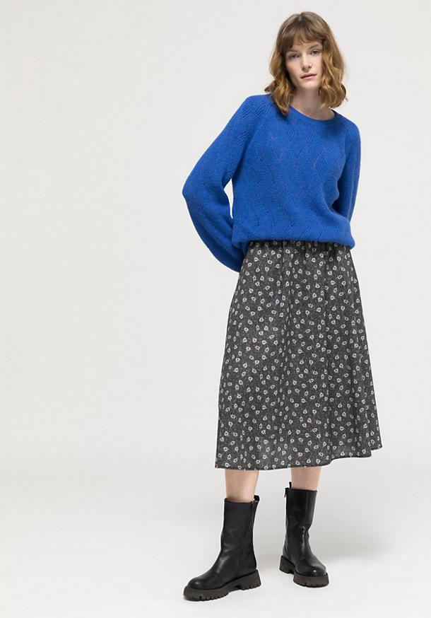 Pure organic cotton skirt