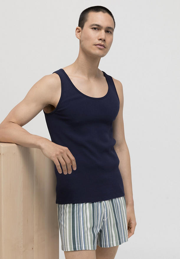 Tank top made from pure organic cotton