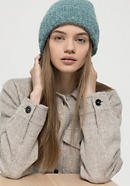 Alpaca hat with pima cotton