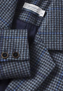 Blazer made from pure organic merino wool