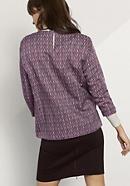Bluse aus Bio-Baumwolle, Seide und Hanf