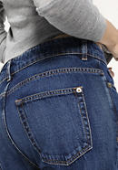 Boyfriend jeans made from pure organic denim