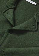 Cardigan made from pure new wool