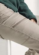 Cargohose für Sie aus Bio-Baumwolle mit Hanf