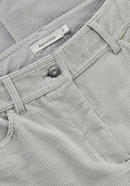 Cord pants made of organic cotton