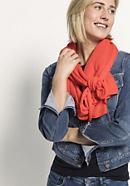 Damen Dreieckstuch aus reiner Bio-Baumwolle