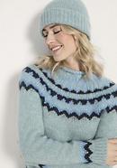 Damen Mütze aus Alpaka-Mix