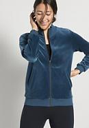 Damen Nicki-Jacke aus reiner Bio-Baumwolle
