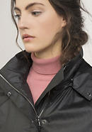 Damen Regenjacke aus reiner Bio-Baumwolle