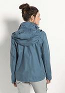 Damen Windjacke Nature Shell aus reiner Bio-Baumwolle