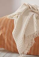 Decke Karenina aus reiner Merinowolle