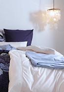 Decke Norderney aus reiner Bio-Baumwolle