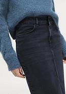 Denim skirt made from organic denim
